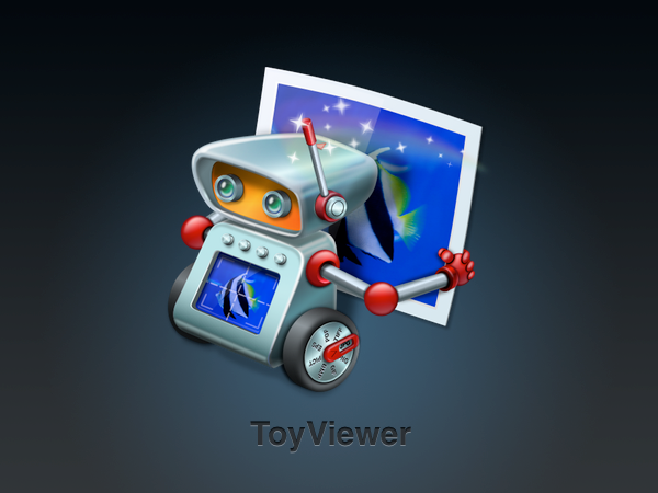 ToyViewer replacement icon by wakaba556
