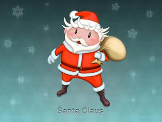 SantaClaus icon by wakaba556