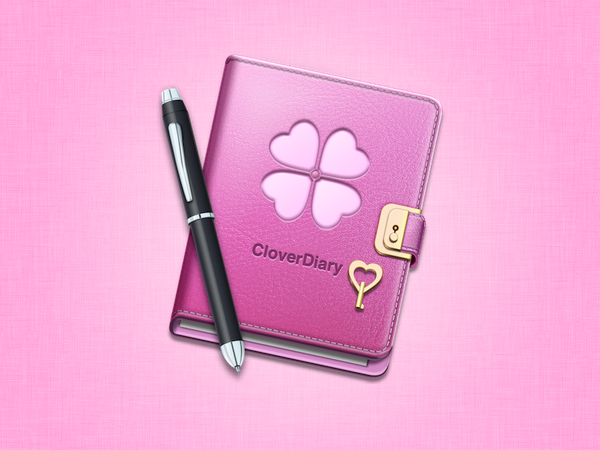 CloverDiary replacement icon by wakaba556