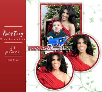 Photopack 4454: Kourtney Kardashian