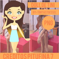 Doll Tini stoessel by By-TiniTaStoessel