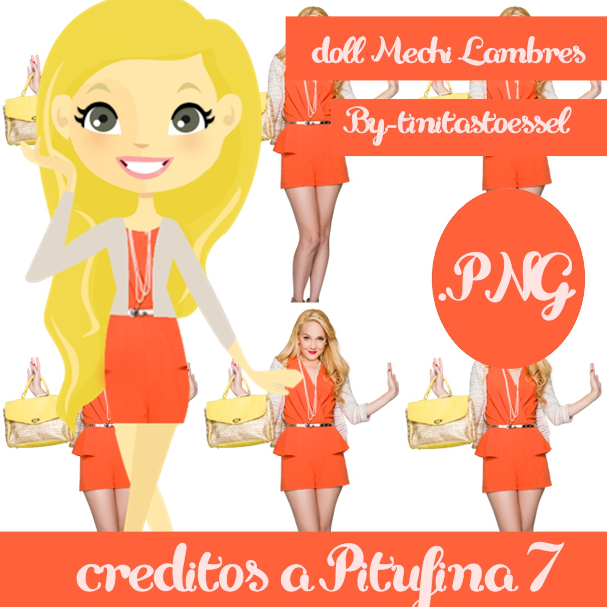 Doll Mercedes Lambre by By-TiniTaStoessel