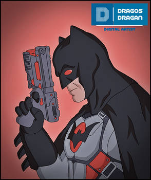 Batman - Flashpoint Universe