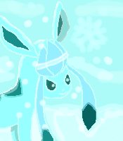 Givrali/ Glaceon by ElodieTheFox051400