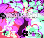 Flowers Limpid Brushes