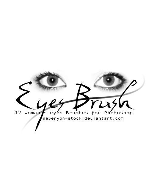 Eyes Brushes