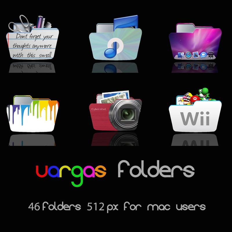 vargas Folders by vargas21