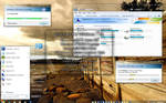 Windows 8 themes in Windows 7