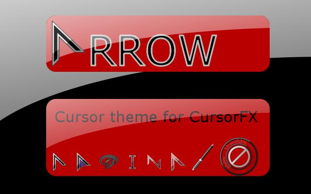 Arrow II for CursorFX