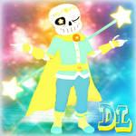 (MMD/Undertale/AU's) Dream^Sans DL by 5LittleDevilDarling5