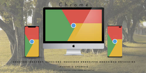 Chrome by Tomoe-Waterfox
