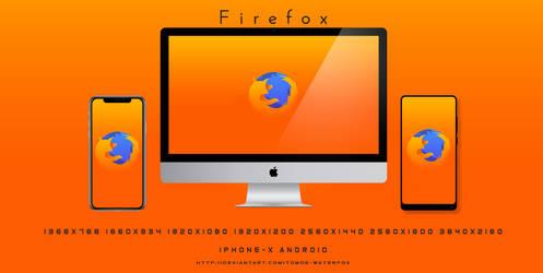 Firefox by Tomoe-Waterfox