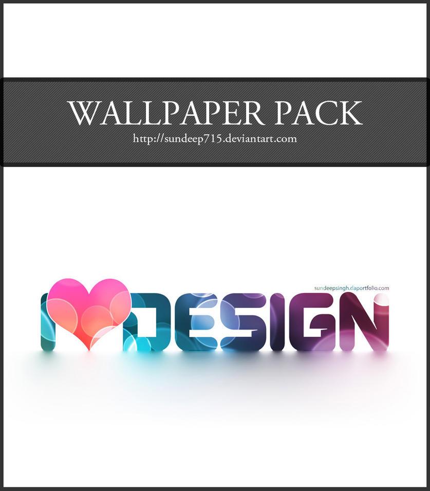 I love design by sundeep715 on deviantart for The designlover