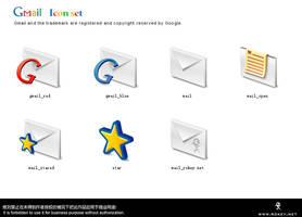 Gmail iconset