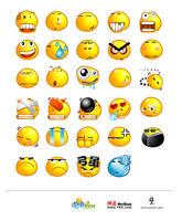 POPO emotions_MSN_Avatars by Rokey