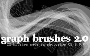 Graph Brushes v.20 by dalucia
