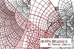 Graph Brushes by dalucia