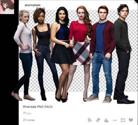 Riverdale PNG Pack