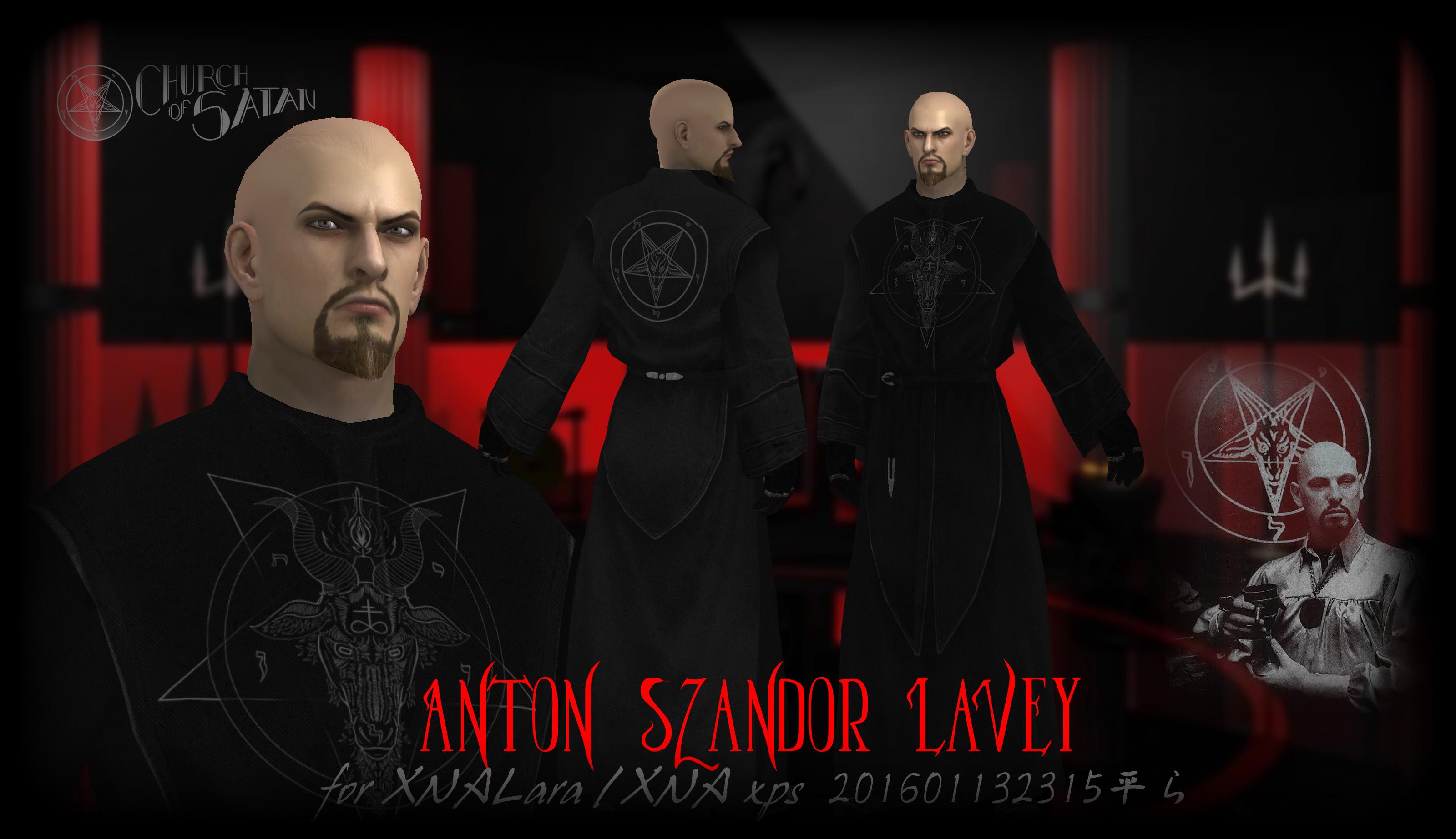 Anton Szandor LaVey7788  scribdcom