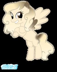(art trade) Fire Porn's OC Pony by kuren247