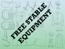 Free Stable Equipment WIP