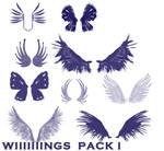 Wings Pack I