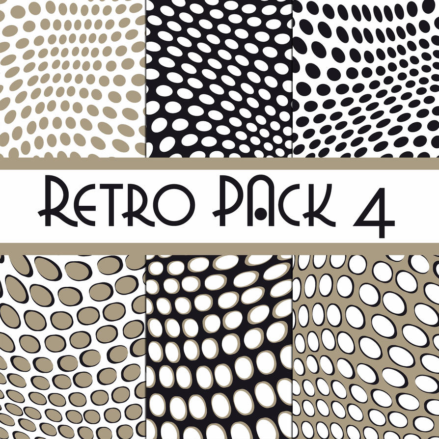 Free Retro Pack 4 by TeacherYanie
