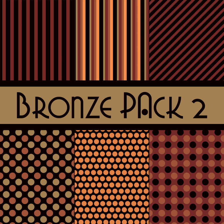 Free Bronze Pack 2 by TeacherYanie