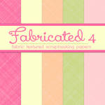 Free Fabricated 4: Fabric Textured Papers