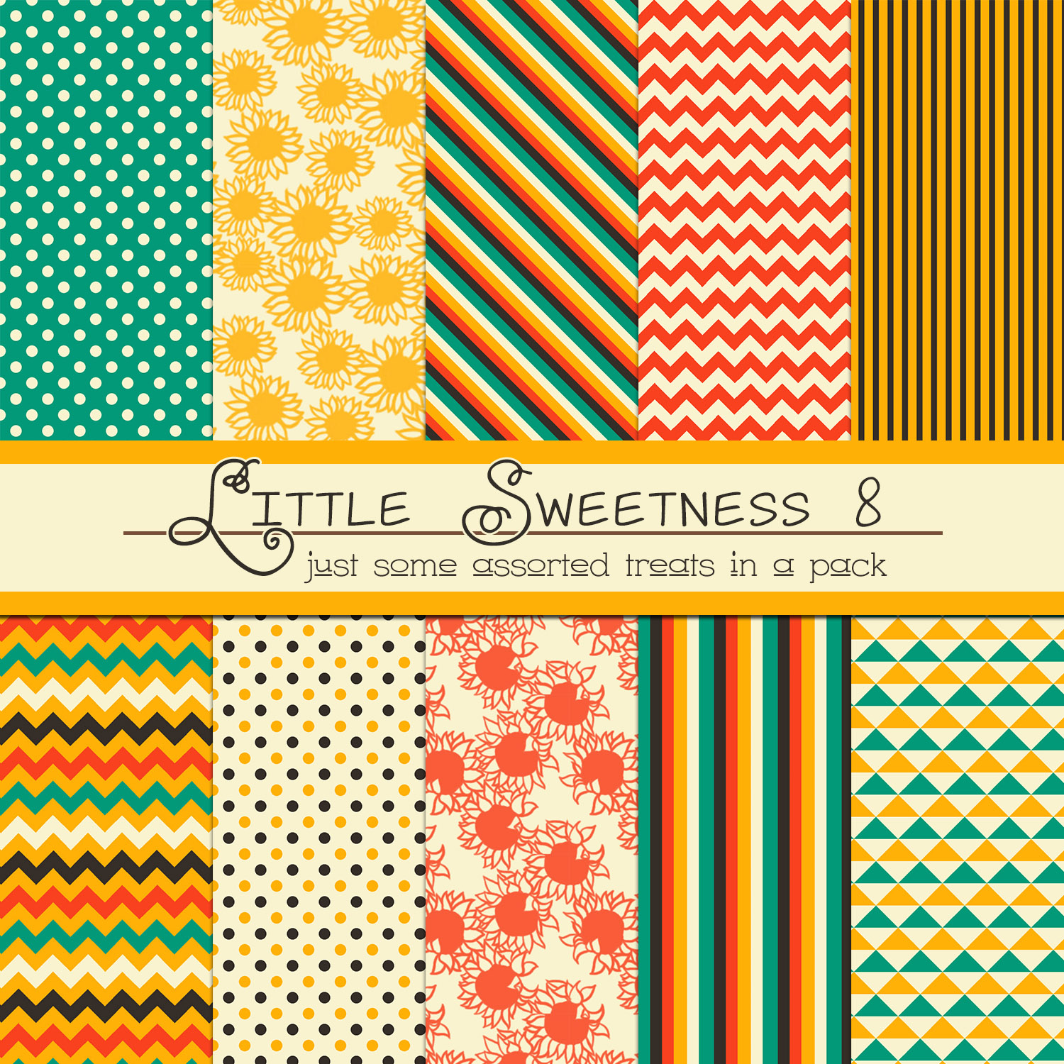 Free Little Sweetness 8 by TeacherYanie