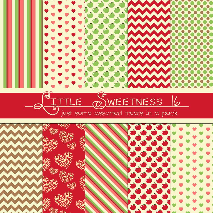 Free Little Sweetness 16 by TeacherYanie
