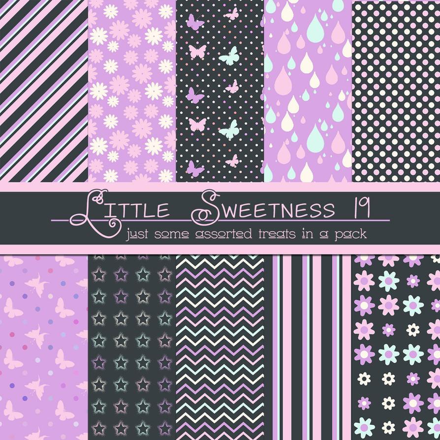 Free Little Sweetness 19 by TeacherYanie