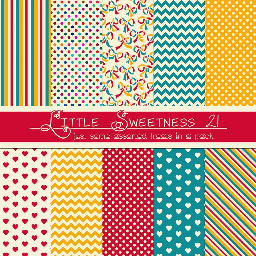 Free Little Sweetness 21 by TeacherYanie