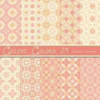 Free Chichi Colors 29 by TeacherYanie
