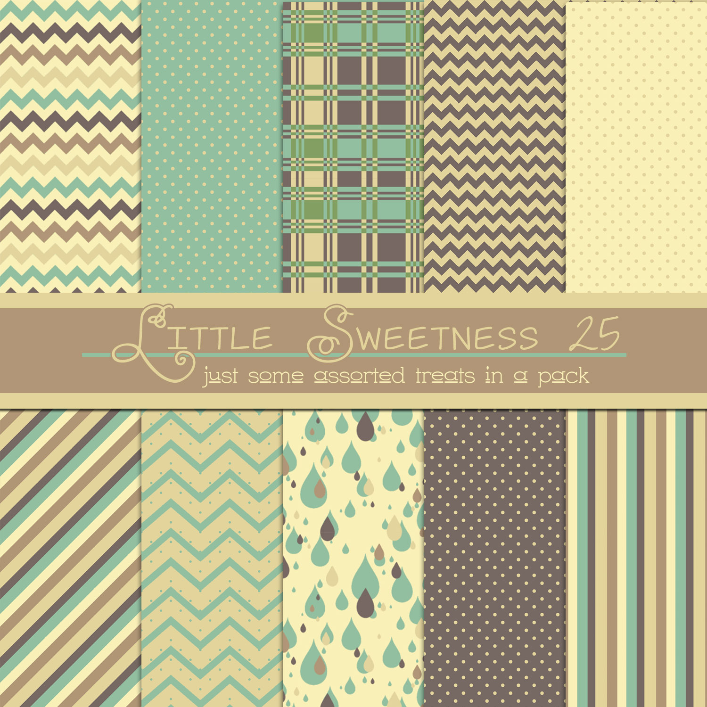 Free Little Sweetness 25 by TeacherYanie
