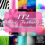 112 Misc. Icon-sized Textures