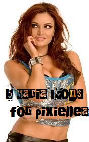 Maria Icons by BubblyPunkBitch