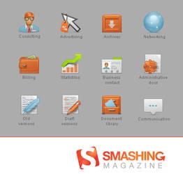 Icons for Smashing Magazine
