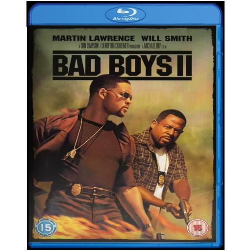 Bad Boys 2 Blu-ray Movie Case Icon By SmokeU On DeviantArt