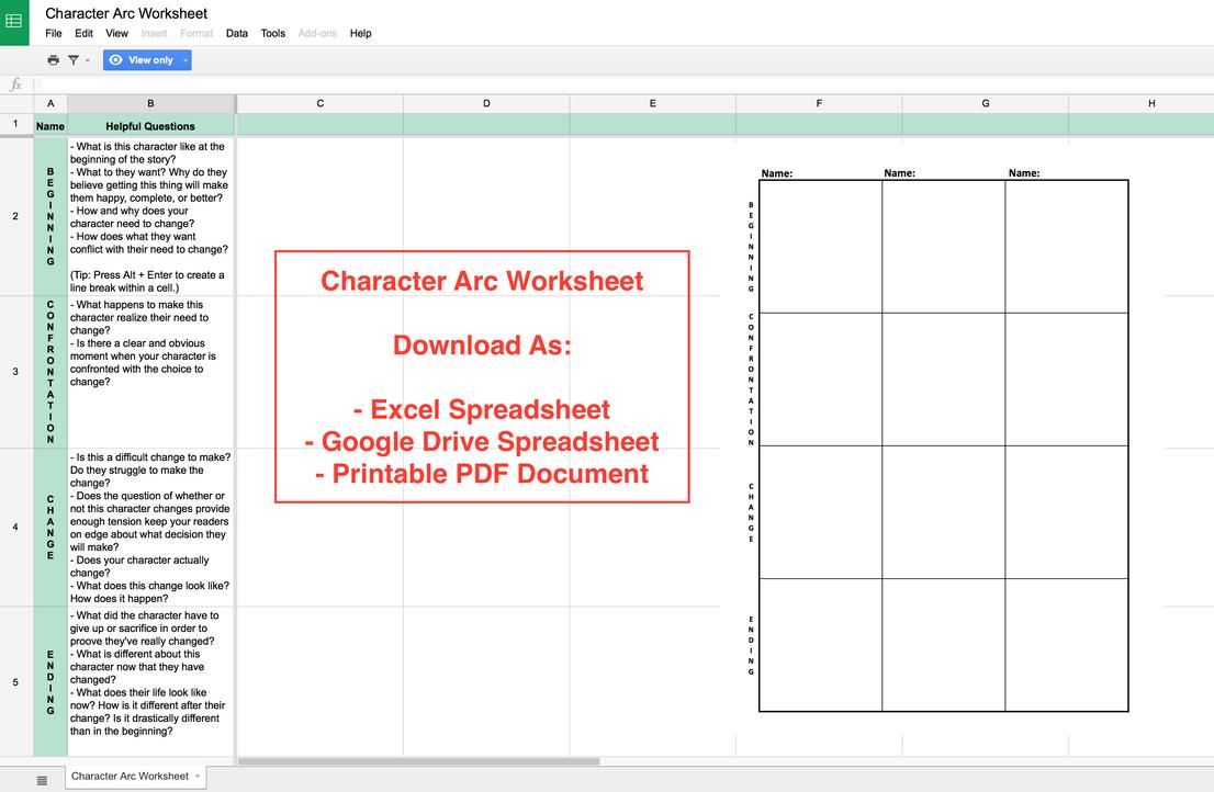 worksheet Creating A Character Worksheet character arc worksheet by illuminara on deviantart illuminara