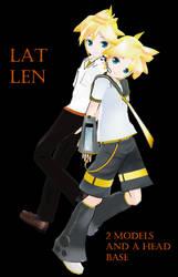 .: Lat Len Kagamine DL:.