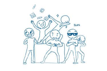 Draw Your Squad MEME EDITION