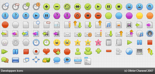 Free icons for your JavaFX applications | JavaFX News, Demos and