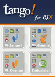 Tango for OS X by Sekkyumu