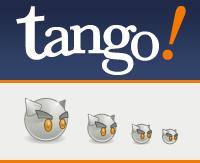 Tango deviantART Icons by Sekkyumu