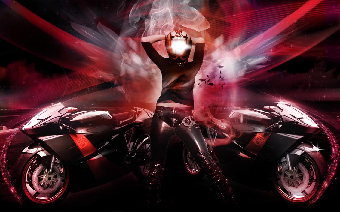 Biker Wallpaper Pack By P0rkytso On DeviantArt