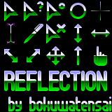 Reflection by bokuwatensai