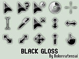 Black Gloss by bokuwatensai