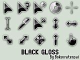 Black Gloss by bokuwatensai