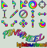 Pinwheel by bokuwatensai